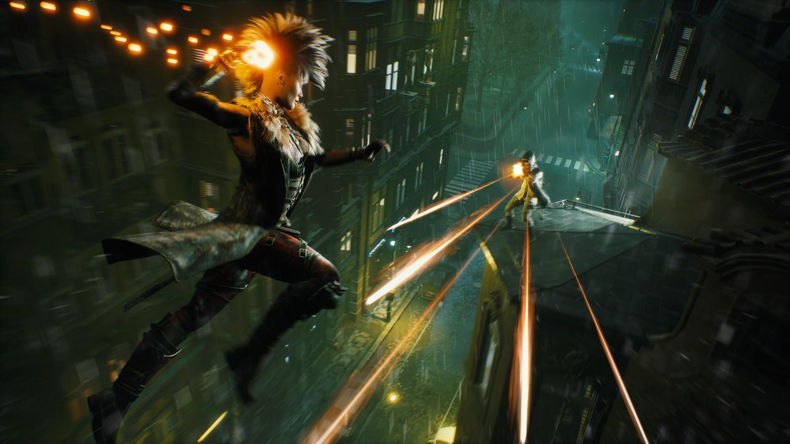 《吸血鬼:避世血族》免费大逃杀游戏定名《血猎》 7月封测
