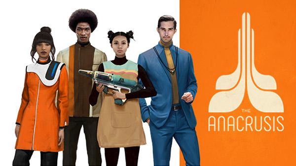 四人合作打外星人!《The Anacrusis》上架Steam 支持简中