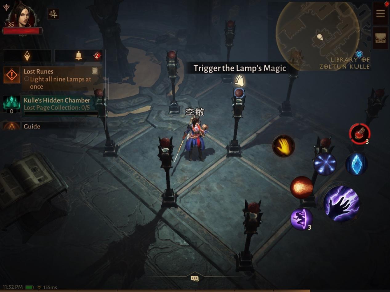 《暗黑破坏神:不朽》游戏总监采访:移动端上的创新