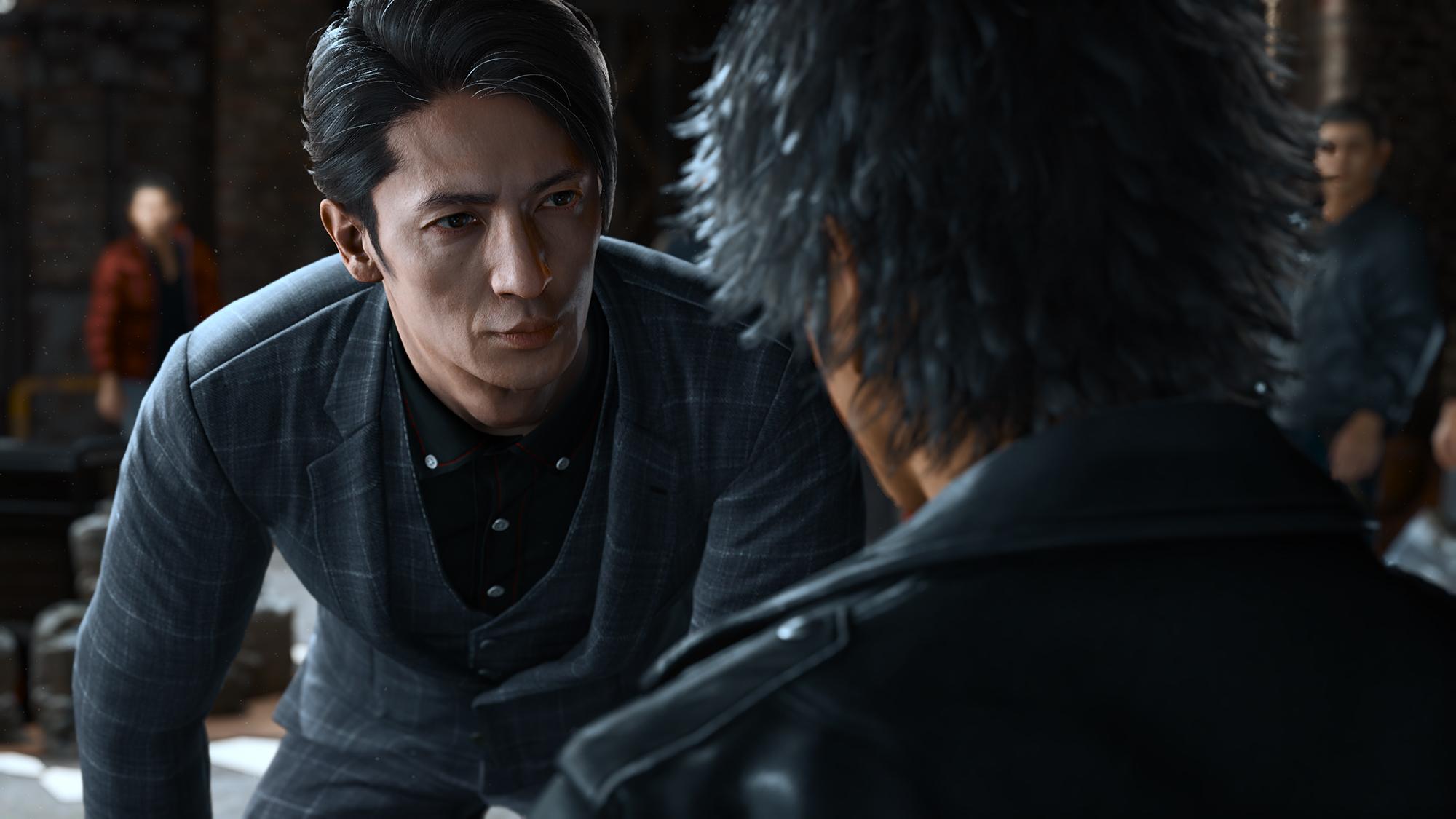《审判之逝》玉木宏、光石研访谈影像公布 讲述角色剧情表现