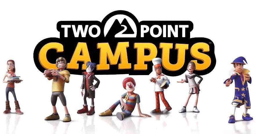 E3 2021:双点工作室新作《双点校园》公布