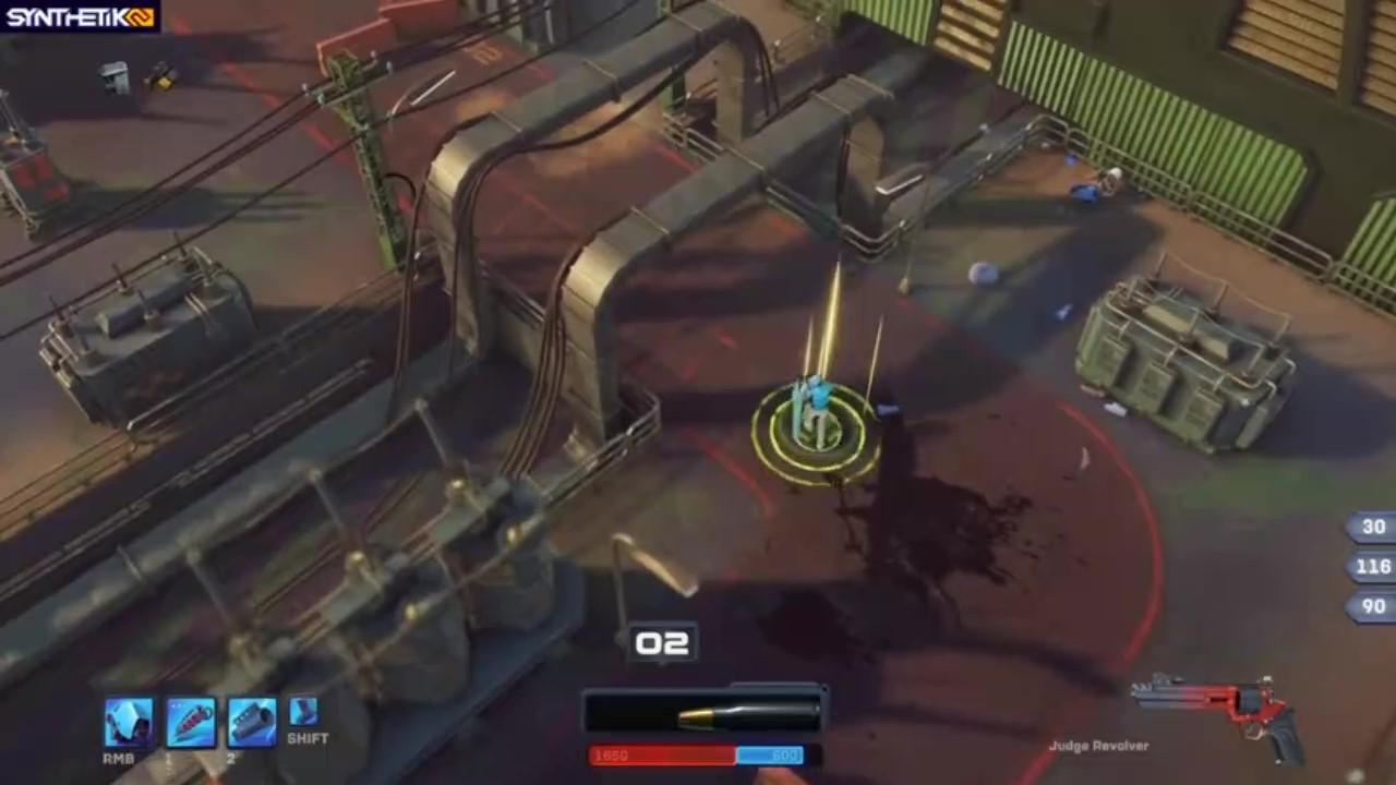 Steam新品节:《合成人2》实机演示 于8月19日正式发售