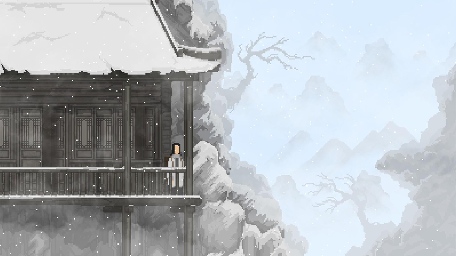 国风冒险游戏《山海旅人》新预告 今秋正式发售