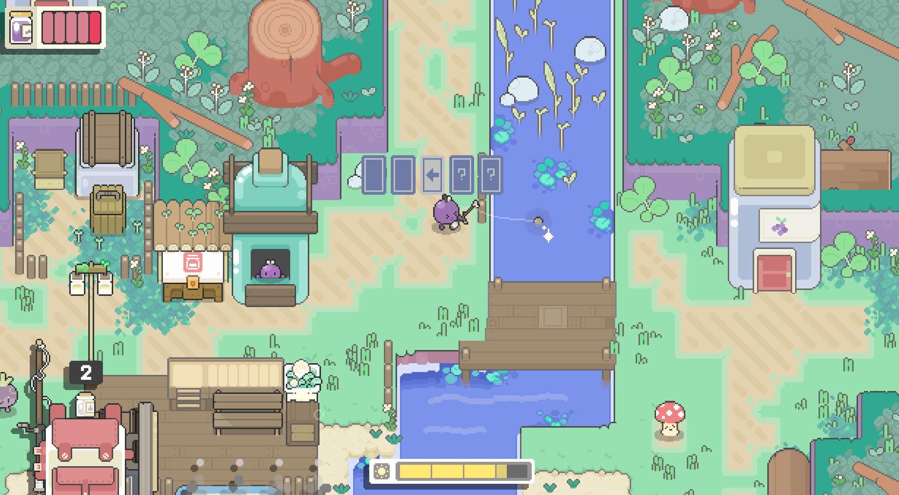 像素风RPG《Garden Story》最新预告 将于今年夏天上线