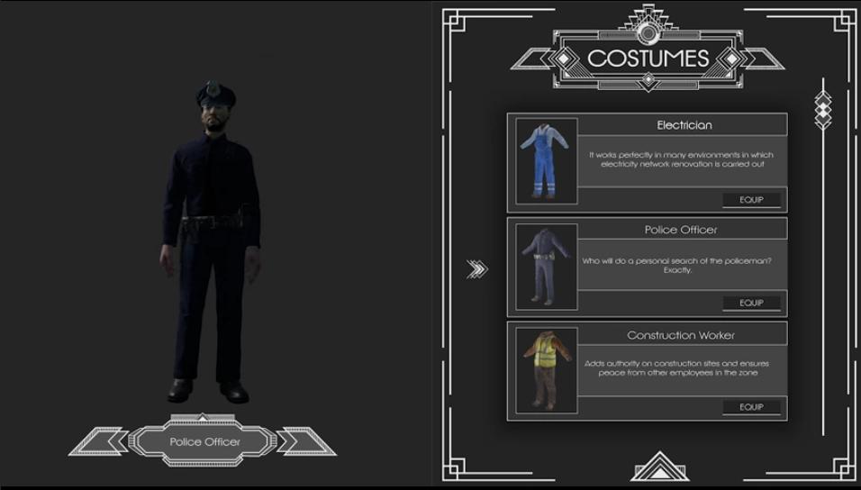 《侦探模拟器》Steam页面上线计划2022年发售 支持简体中文