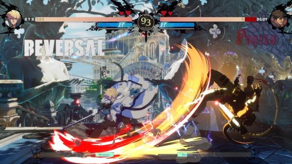 PS5/PS4/Steam中文版《罪恶装备:STRIVE》正式上市