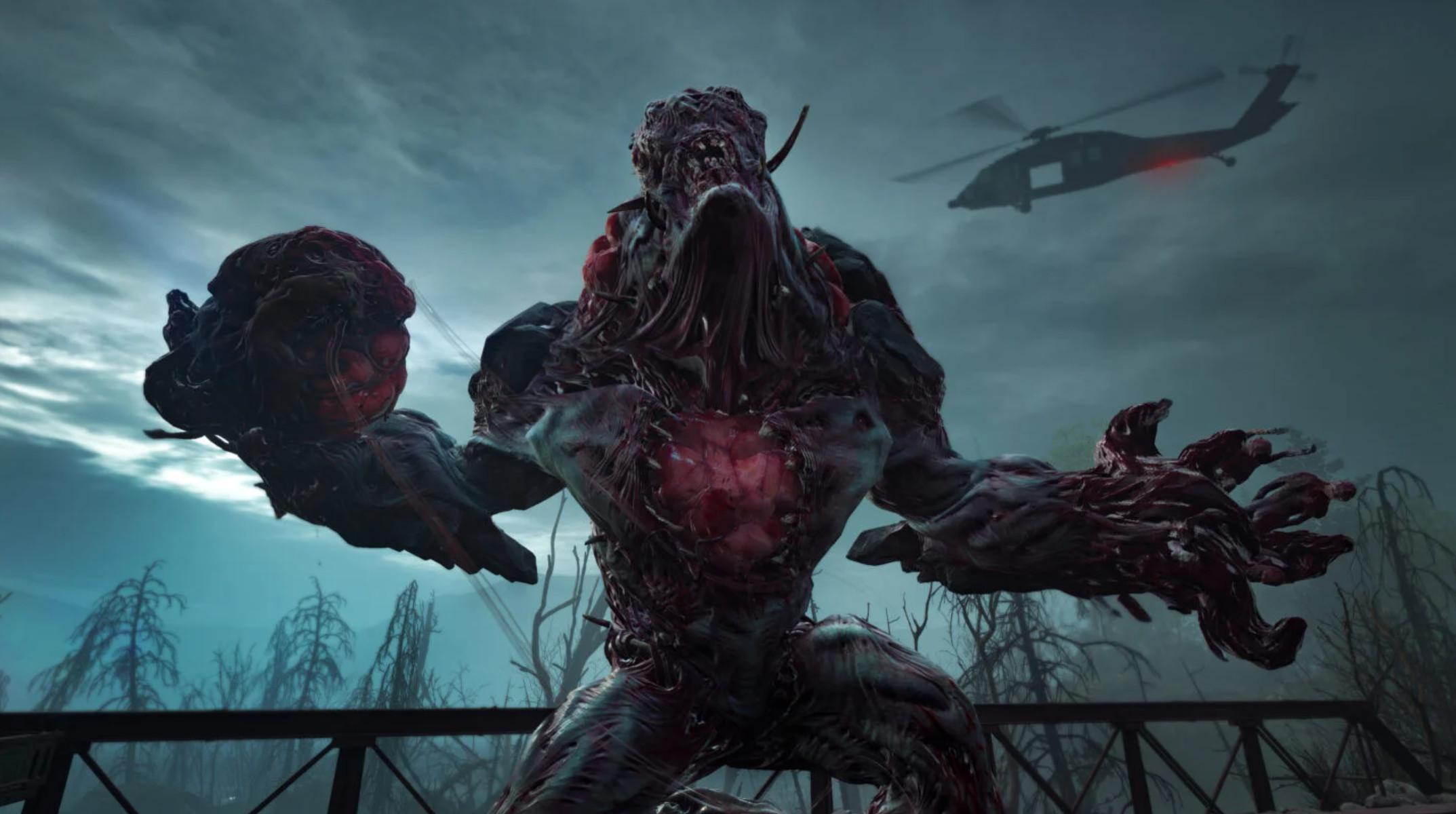 《喋血复仇》8月有两轮测试 首先面向预购玩家