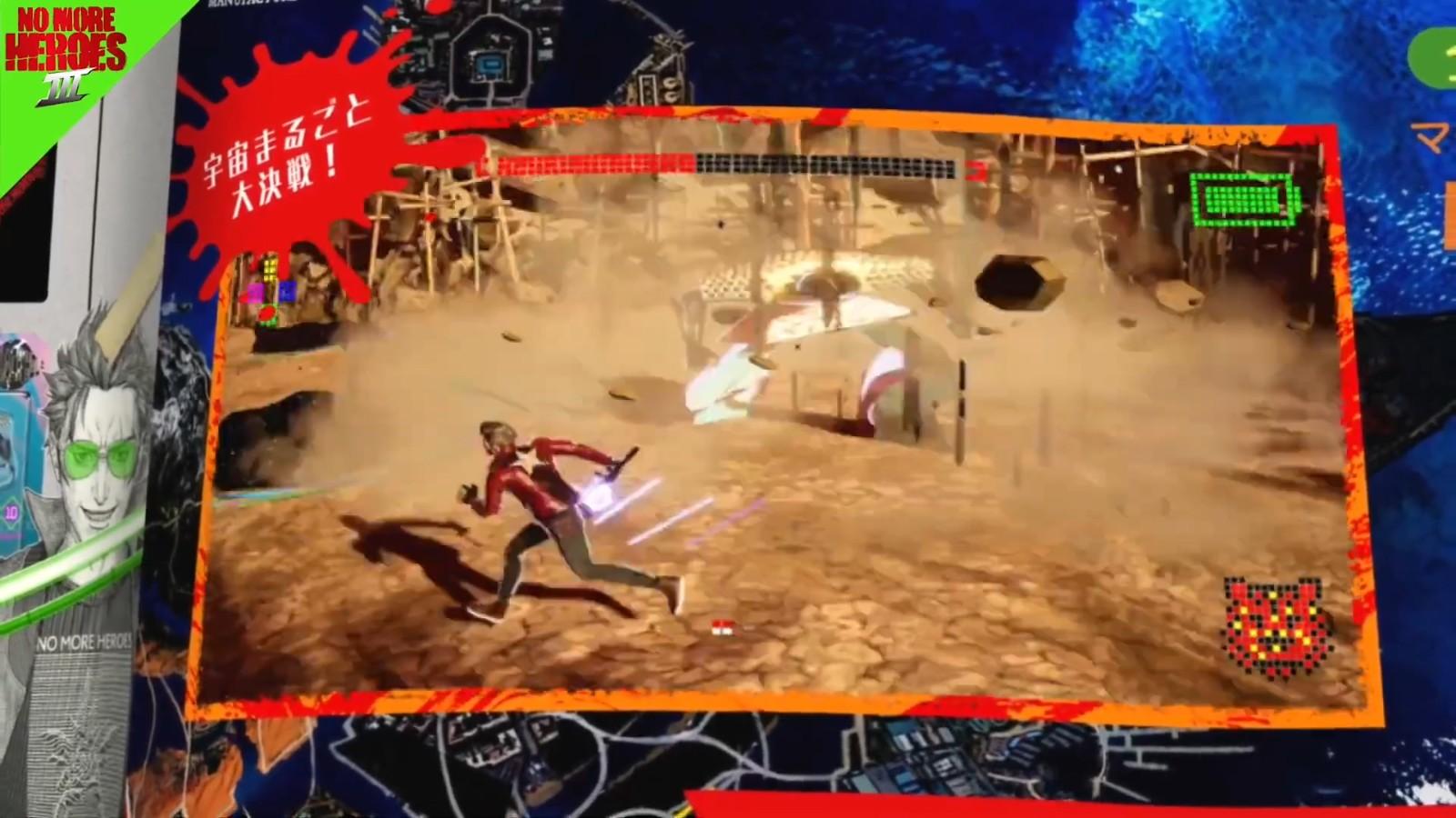 《英雄不再3》介绍影像 8月27日登陆NS