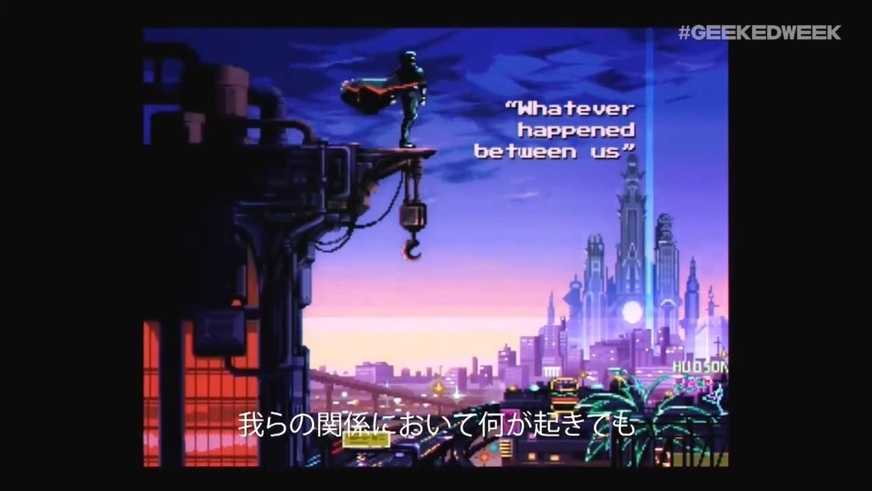 E3:网飞动画剧集《激光战鹰队长:血龙Remix》公开 以《孤岛》为背景
