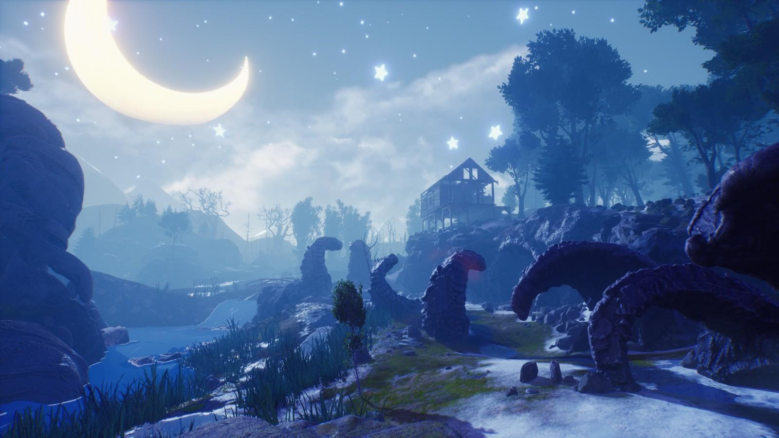 E3:第一人称开放世界动作冒险游戏《Blacktail》公布