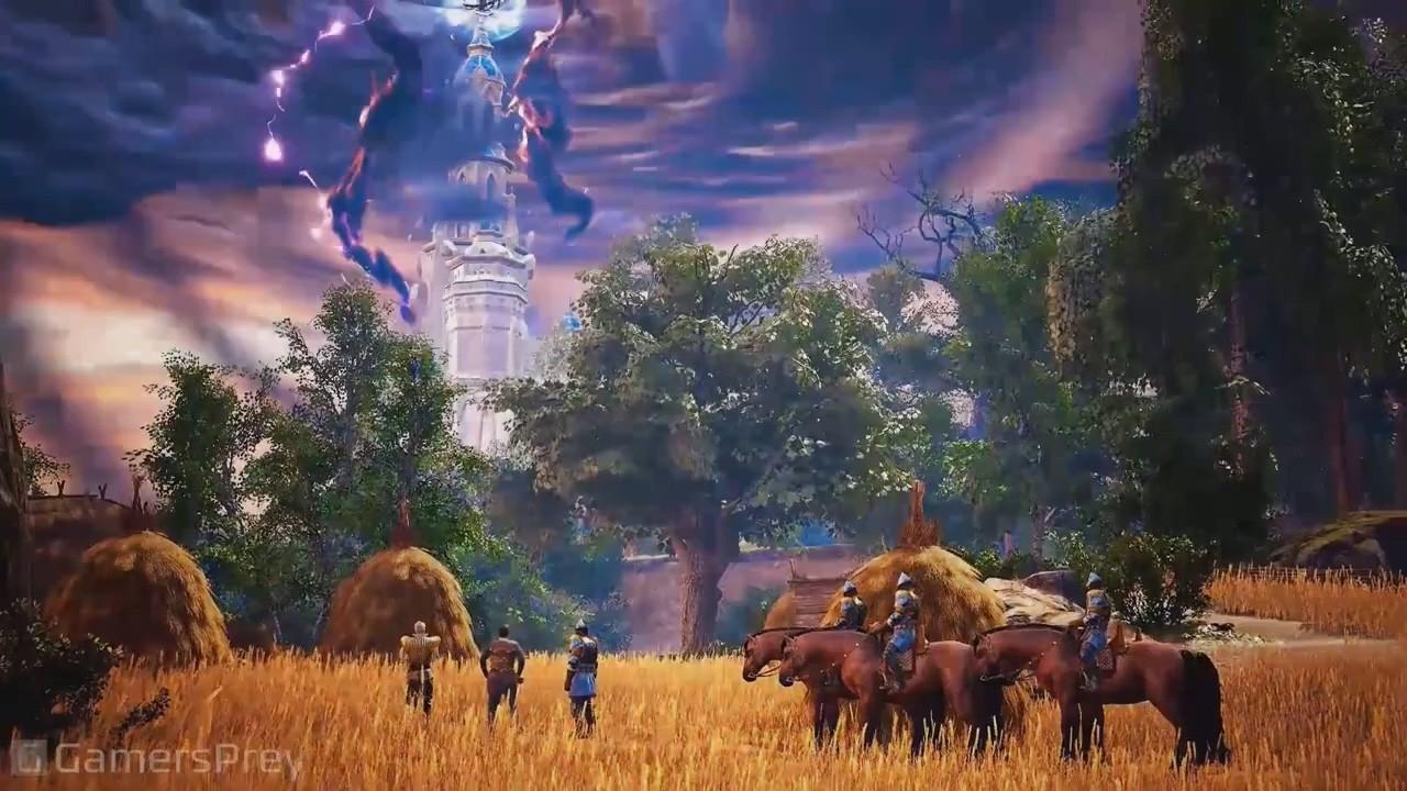 E3 2021:《国王的恩赐2》新预告 采用D加密