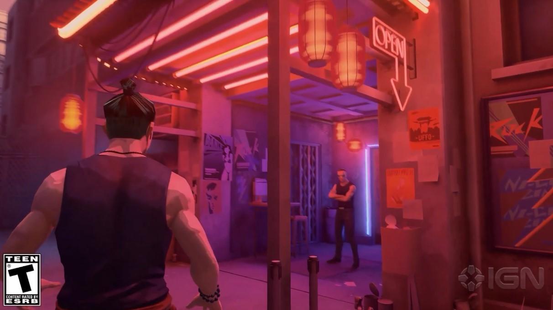 E3 2021:功夫题材游戏《师父》新实机演示