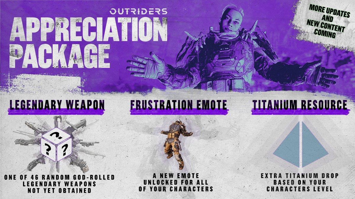 """《Outriders》让玩家太懊恼 厂商推出新""""懊恼""""表情"""
