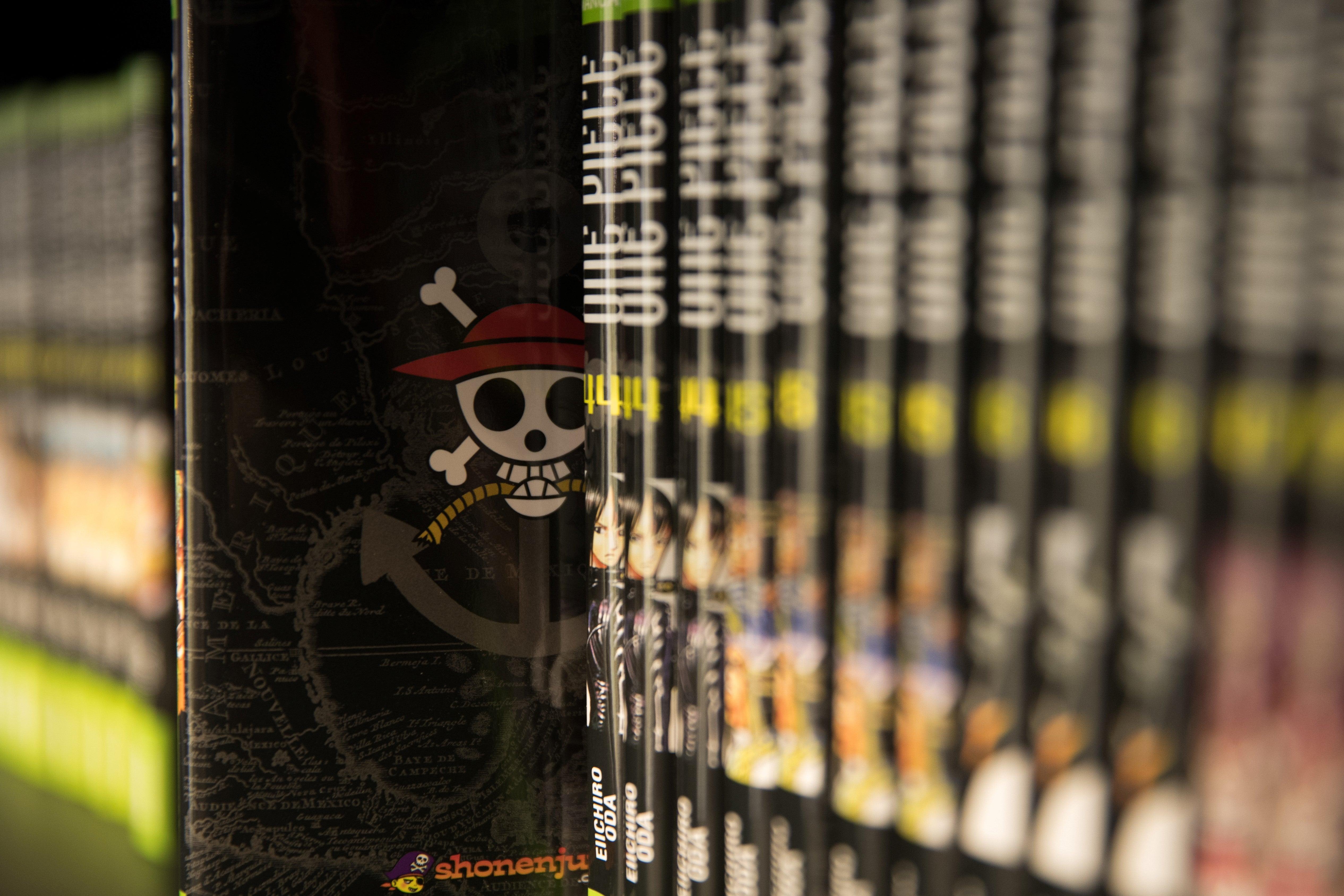 岛国日本读者票选最胜利的漫修改画 「海贼王」碾压