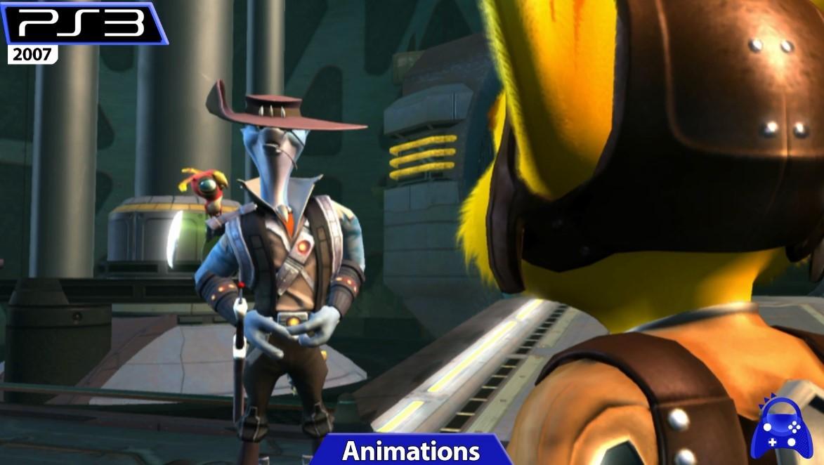《瑞奇与叮当》20年进化史:20年画面玩法全面升级