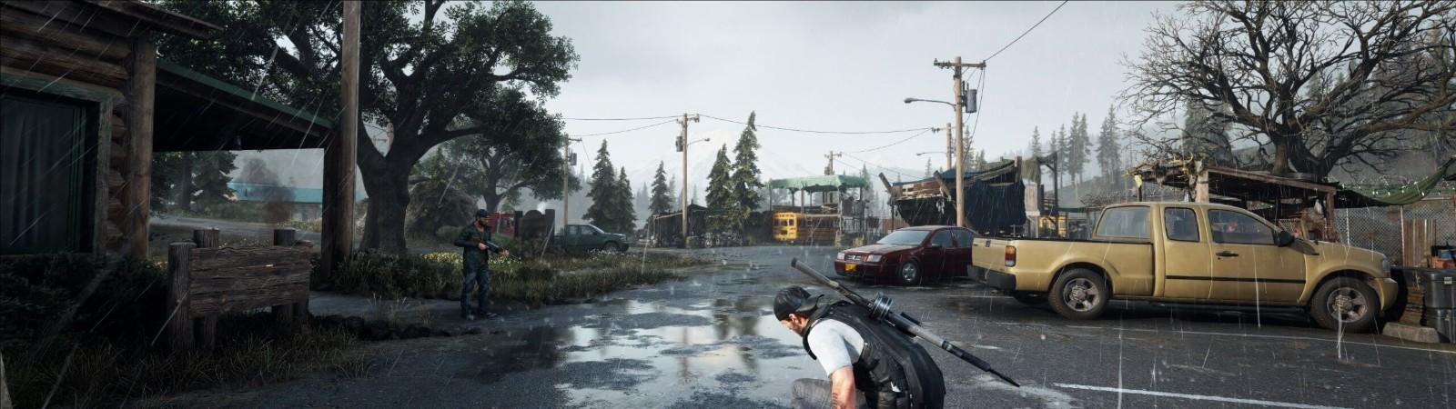 《往日不再》新MOD优化游戏视觉效果与大量特效
