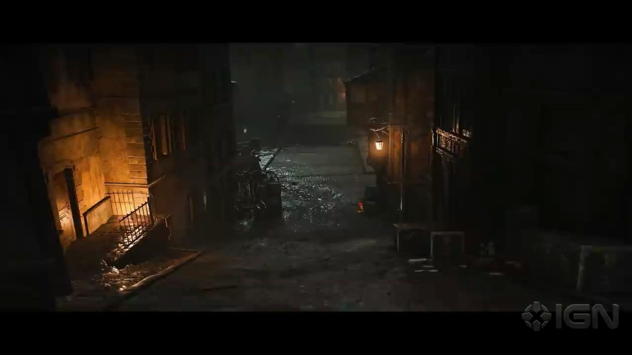 E3:《贪婪之秋》开发商新作《钢之崛起》首个实机预告