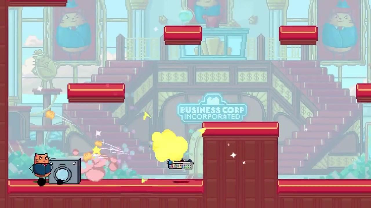 E3 2021:多人聚会游戏《帽子王》实机预告