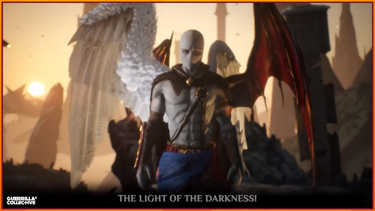 E3 2021:《黑暗之光》最新演示 2022年发售