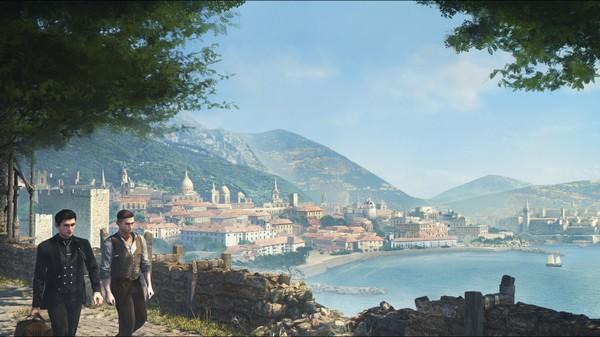 E3 2021:《福尔摩斯:第一章》新预告 开放世界推理