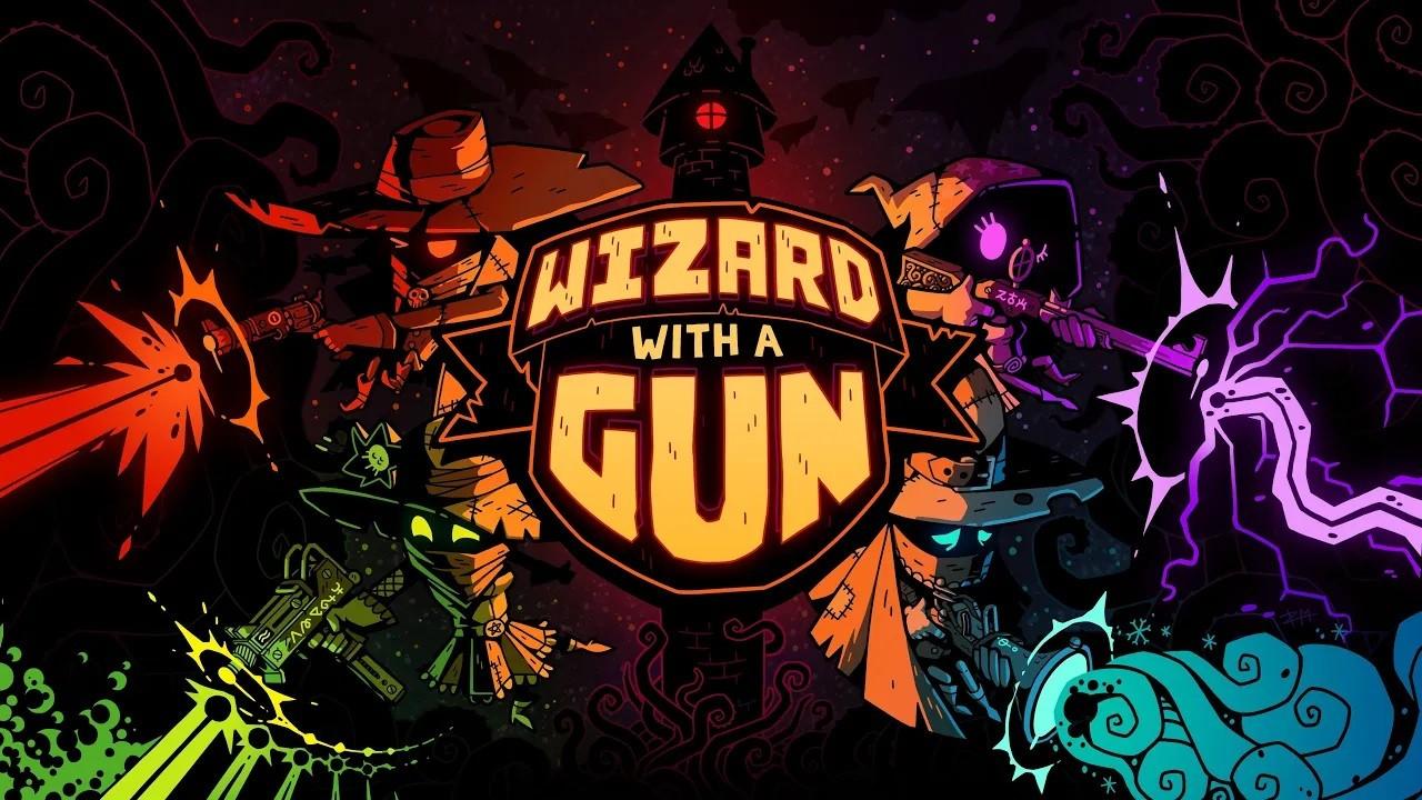 E3 2021:四人合作生存沙盒游戏《带枪法师》发布