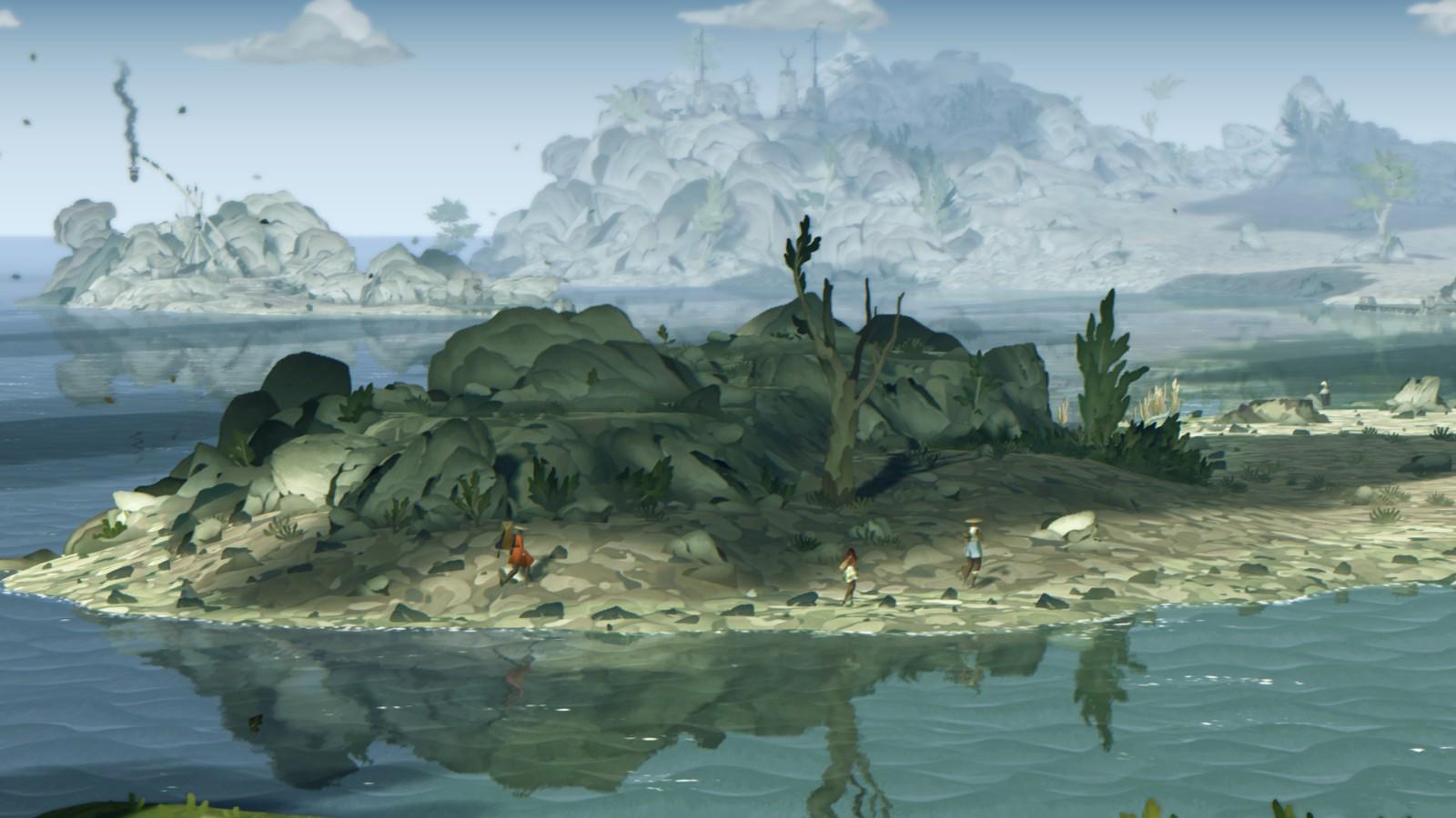 E3 2021:在线RPG《旅行游记》8月登陆Steam抢先体验
