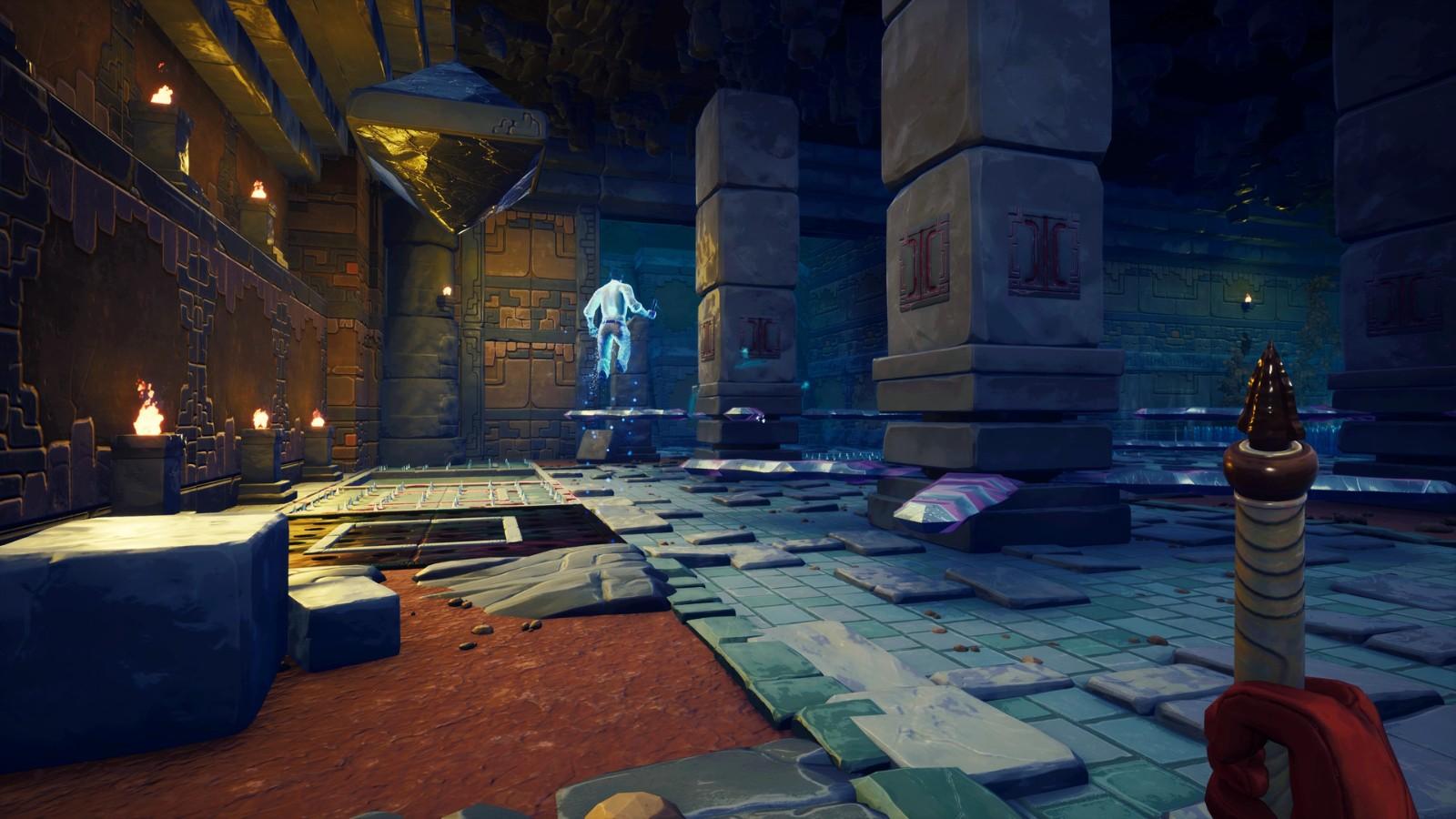E3 2021:《幻影深渊》新实机预告 6月23日登Steam抢先体验
