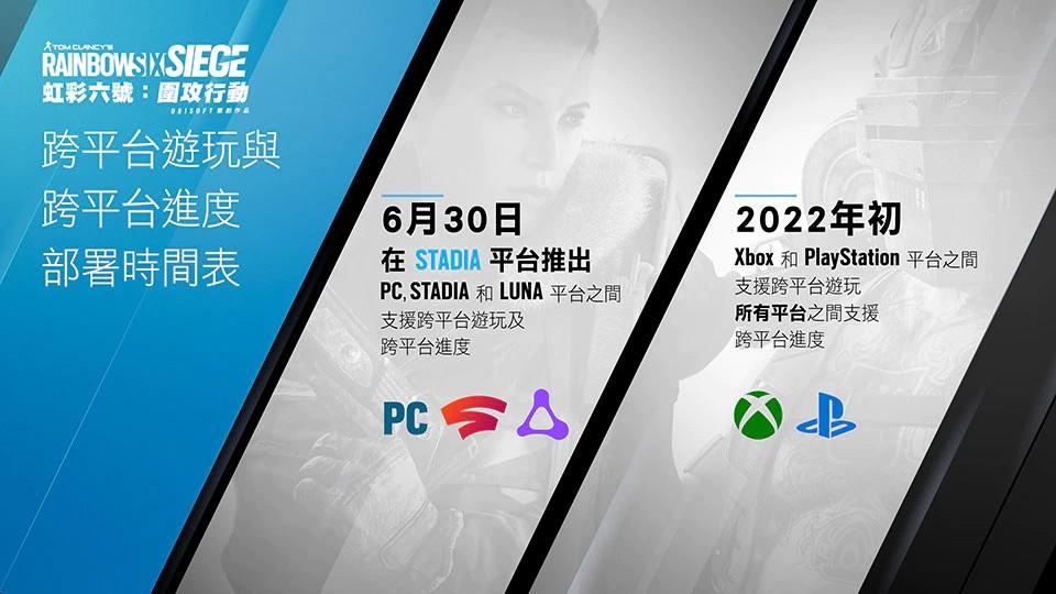 E3:《彩虹六号:围攻》跨平台计划公布 北境航星动画短片