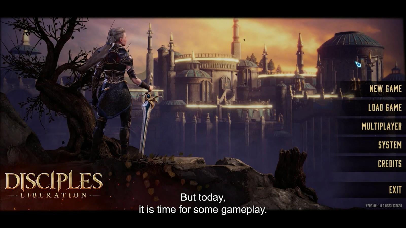 《圣战群英传:解放》8分钟实机演示 游戏售价144元