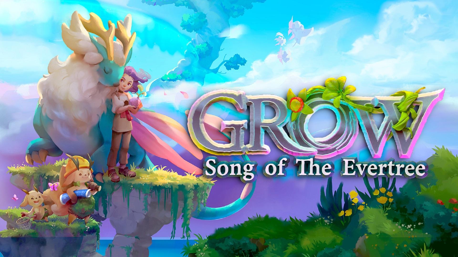 《成长物语:永恒树之歌》愿望单活动上线Steam 动动手支持环保