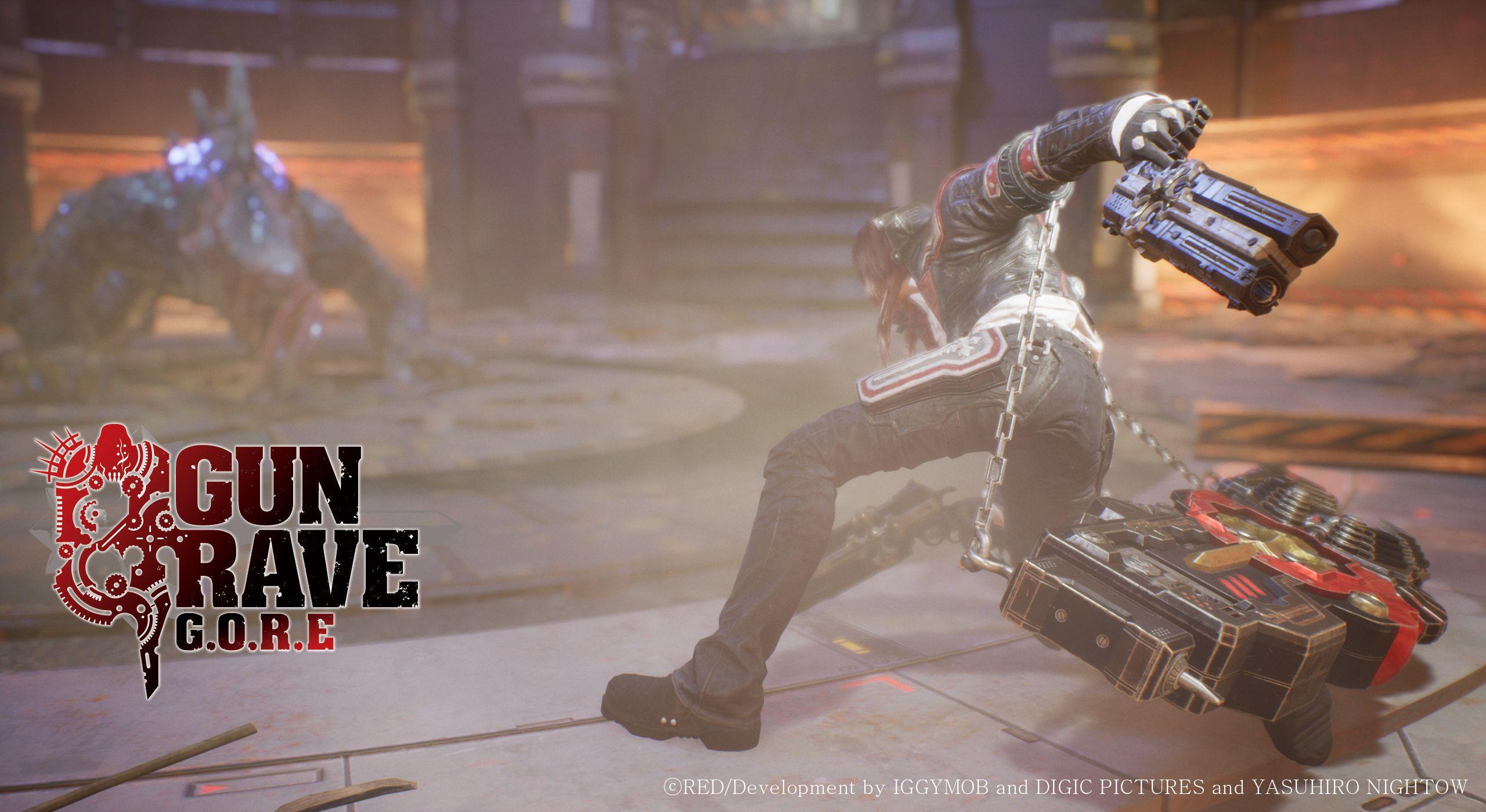 E3 2021:多次跳票后 《枪墓G.O.R.E》上市日期确定