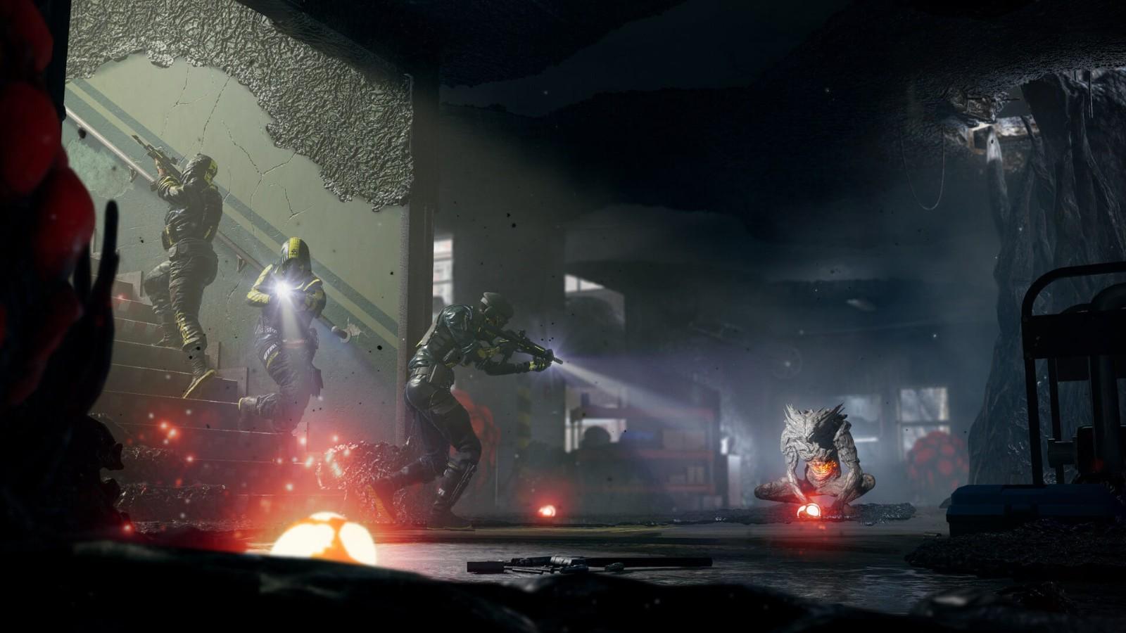 E3 2021:《彩虹六号:异种》首批截图发布