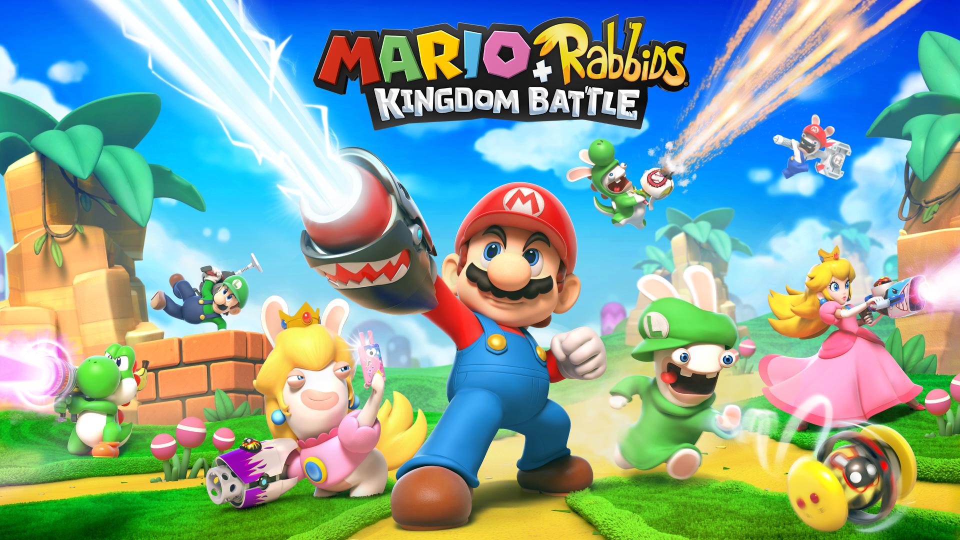 育碧《马里奥和疯狂兔子:王国大战》大获成功 超750万玩家玩过