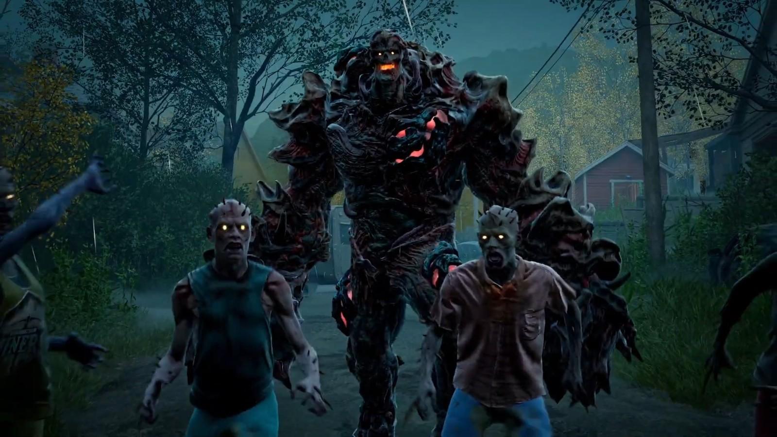 E3 2021:《喋血复仇》公布新实机预告 首发加入XGP