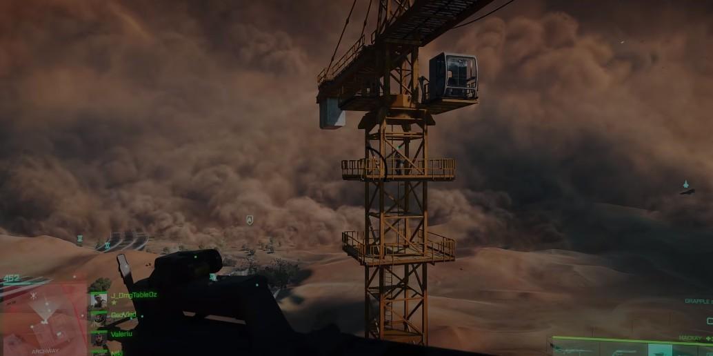 E3 2021:《战地2042》实机演示宣传片 火爆激烈画面升级