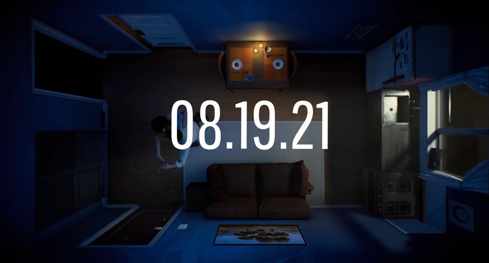 E3 2021:交互式惊悚游戏《12分钟》曝预告