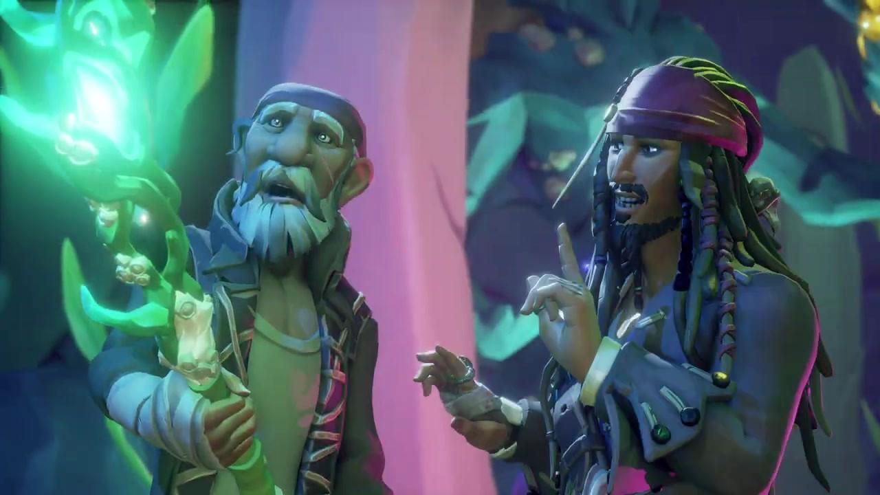 E3:联动加勒比海盗《盗贼之海:海盗生活》公布
