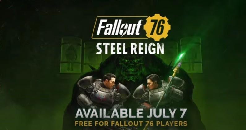 E3 2021:《辐射76:钢铁统治》新演示 7月7日解锁