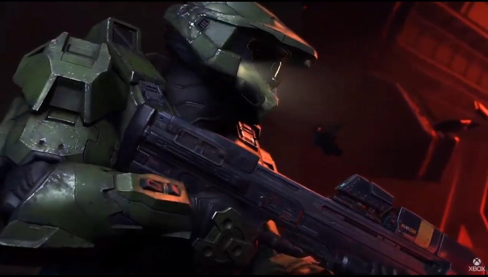 E3 2021:《光环:无限》新预告&多人模式预告公布 多人支持120帧
