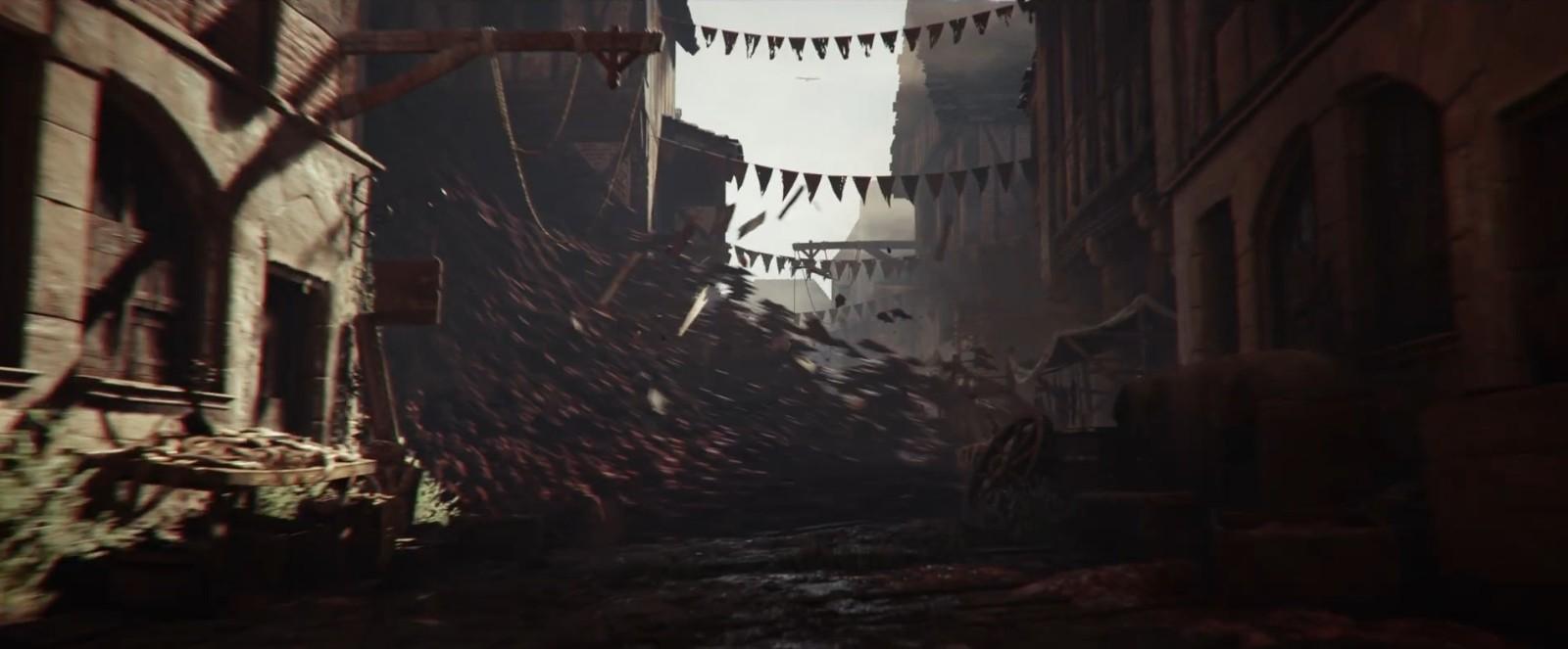 E3 2021:《瘟疫传说》续作《瘟疫传说:安魂曲》预告