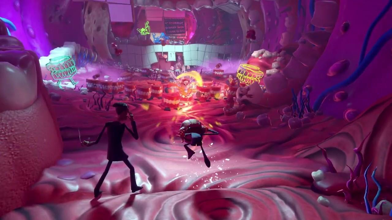 E3 2021:《脑航员2》8月25日推出 针对XSX/S优化