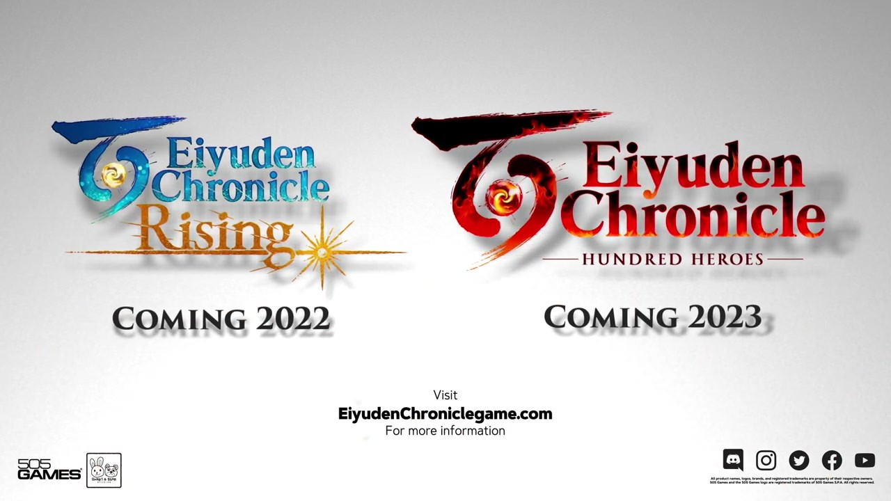 E3 2021:JRPG《百英雄传》新预告片公布