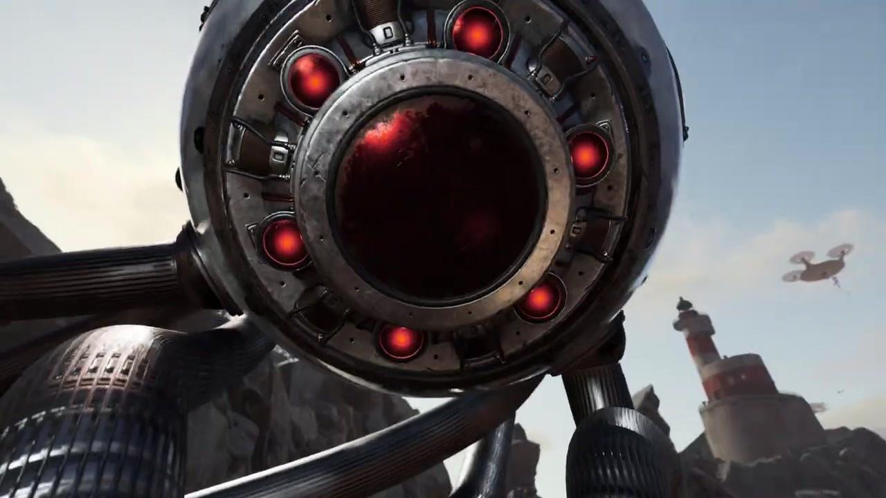 E3 2021:平行世界苏联背景《原子之心》新预告片