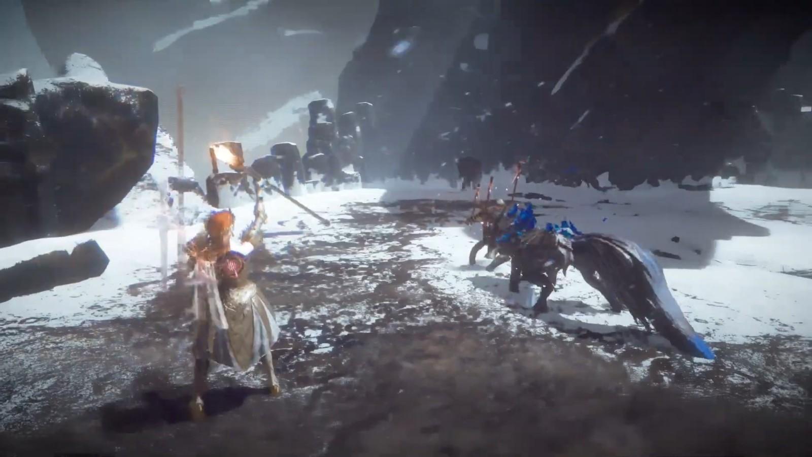 E3 2021:SE x 白金《巴比伦的陨落》新实机预告