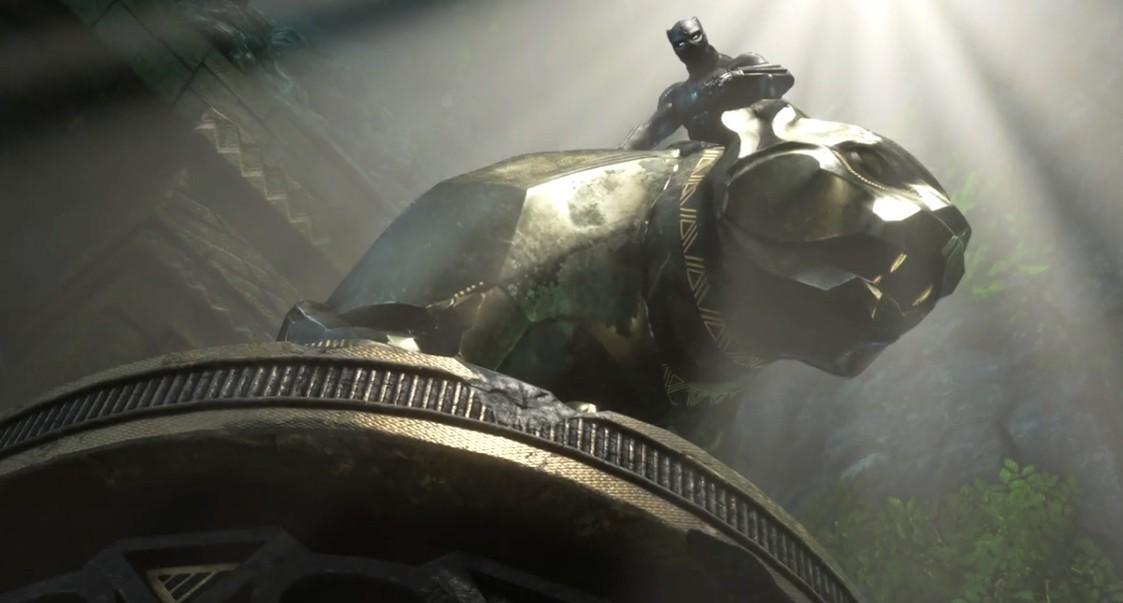 """E3 2021:《漫威复仇者联盟》""""黑豹""""扩展包最新演示"""