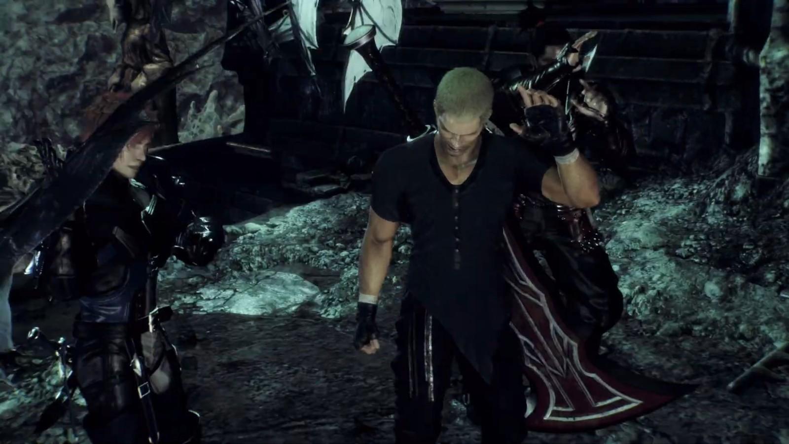 E3 2021:魂类新作《最终幻想:起源》实机预告