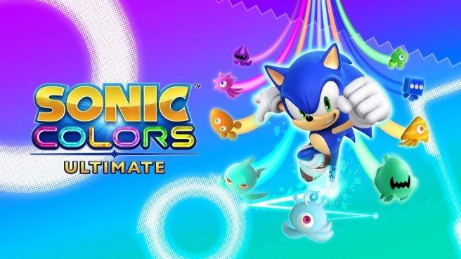 PC平台《索尼克 缤纷色彩 究极版》试玩视频:追加新动作、自定义功能等