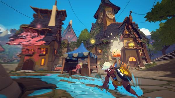 E3 2021:《RAWMEN》最新演示公开 多人竞技射击