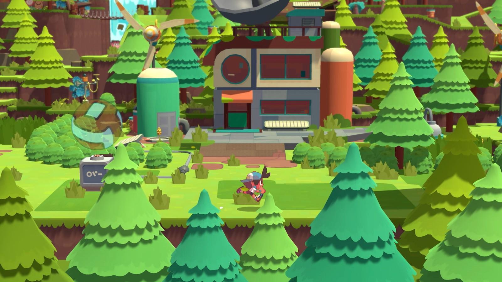 E3 2021:超级系运动RPG《躲避球学院》年内发售
