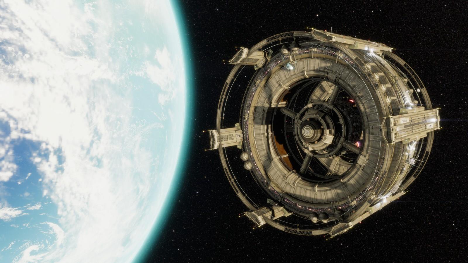 E3 2021:太空模拟建造《Ixion》2022年登陆PC